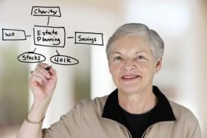 estate planning woman